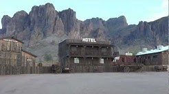 Mining Camp Restaurant, Apache Junction, AZ