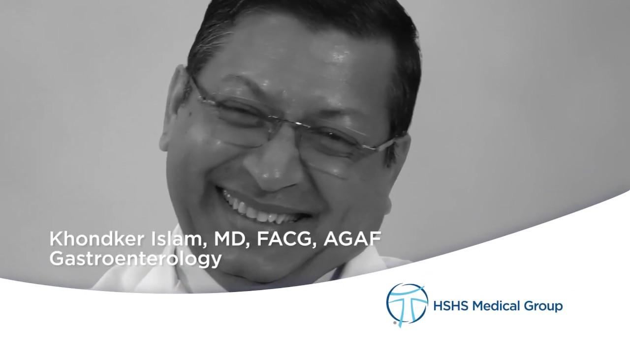Provider Profile: Khondker Islam MD, FACG, AGAF – Gastroenterology #Gastroenterology