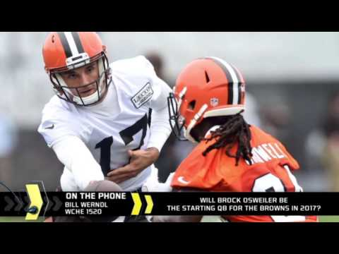 What are the Browns going to do with Brock Osweiler?