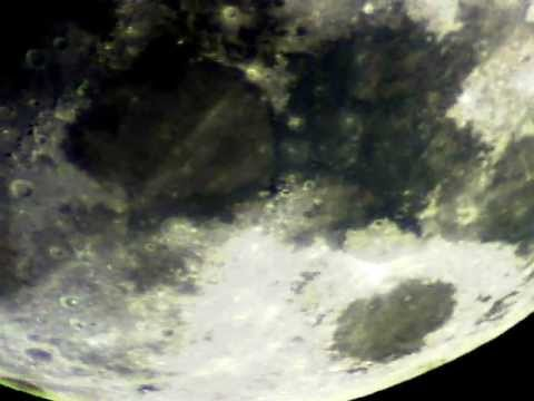 The Moon Bresser Messier 152 S Telescope First Movie