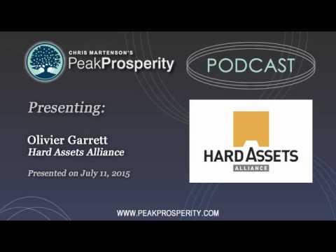 Olivier Garrett: Buying Gold & Silver