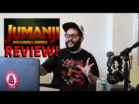 Jumanji: Welcome to the Jungle REVIEW!