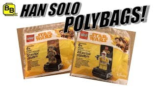 FORCE FRIDAY GIFTS?? LEGO STAR WARS SOLO POLYBAGS FOUND 2018!
