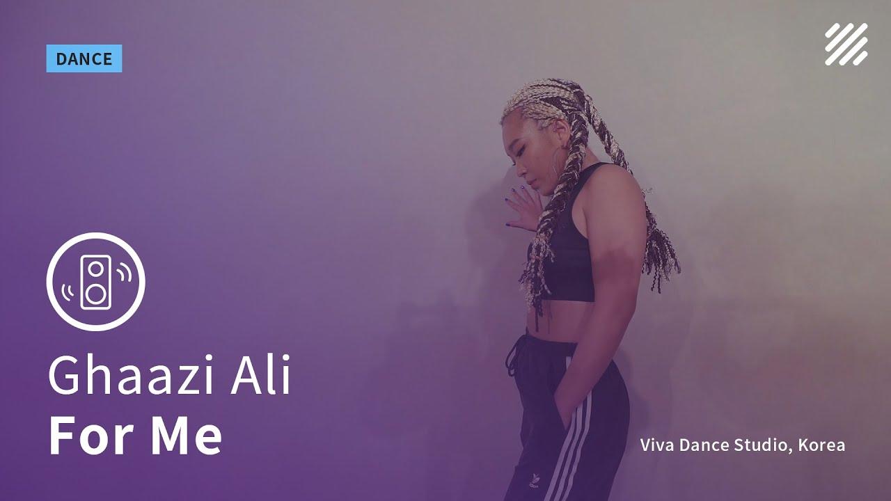 [Dance] 미친 그루브의 Hiphop 댄스, Ghaazi Ali - For Me