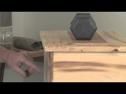 How to Make Snipe Hinges