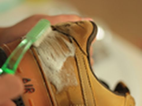 Restoration 4-2: Finishing the Air Force 1 Suede Project