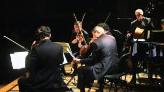 Thank you (J-Ph. Collard-Neven, J-L. Rassinfosse, Quatuor Debussy)