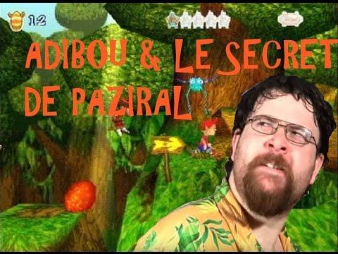 adibou et le secret de paziral