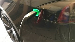 Charging Your Tesla At Home