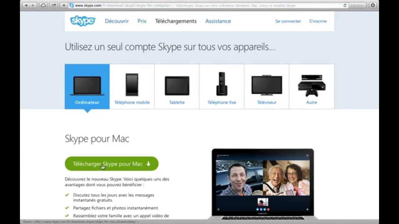 Telecharger skype sur windows 8 youtube - Telecharger skype bureau windows 8 ...