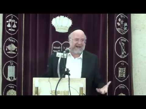 הרב ברוך רוזנבלום הרצאה ברמה גבוהה על פרשת בהר בחוקותי פרשת בהר בחוקותי הרב רוזנבלום