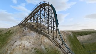 wicked mountain rmc hybrid nolimits roller coaster 2