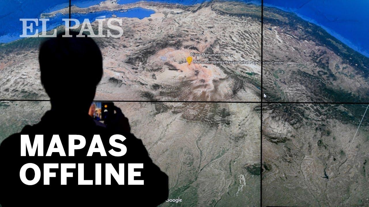 Cómo descargar mapas en Google Maps para verl…