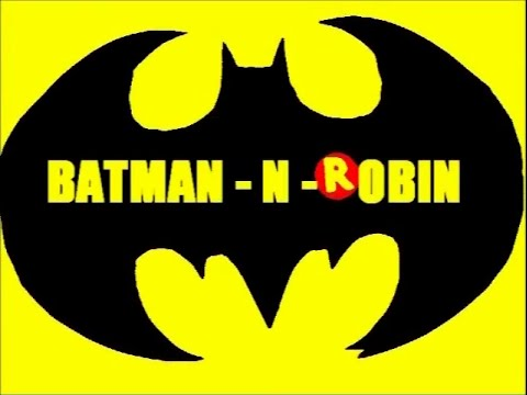 Batman and Robin a fan film by Hans and Fritz Jensen