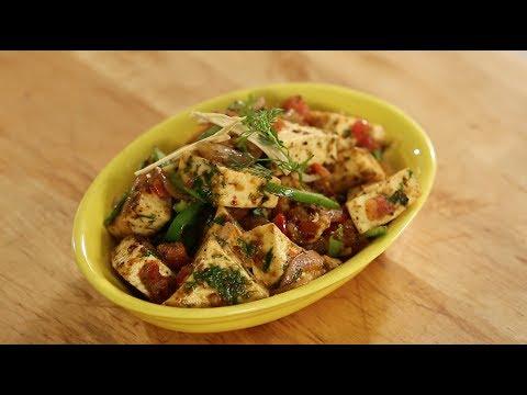kadai paneer recipe by sanjeev kapoor video of chicken