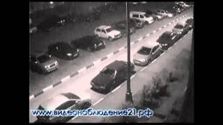Видеонаблюдение во дворе за автомобилями ebrigada.ru(, 2012-03-22T22:25:54.000Z)