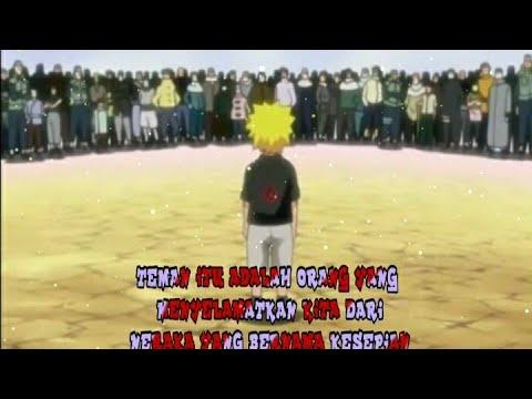 Quotes Sedih Kata Kata Bijak Uzumaki Naruto 30 Detik Teman Itu Adalah Orang