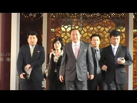 North Korea Names New Foreign Minister