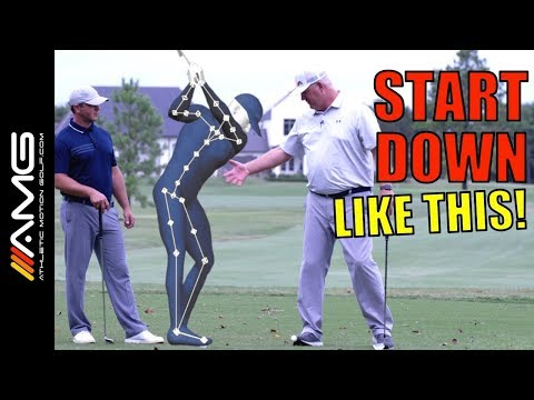 The Correct Downswing Sequence For Your Golf Swing