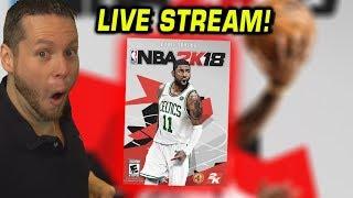 NBA 2K18 Debut Live Stream !