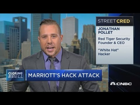 Marriott's passport breach makes it one of the worst data hacks, says cybersecurity expert.