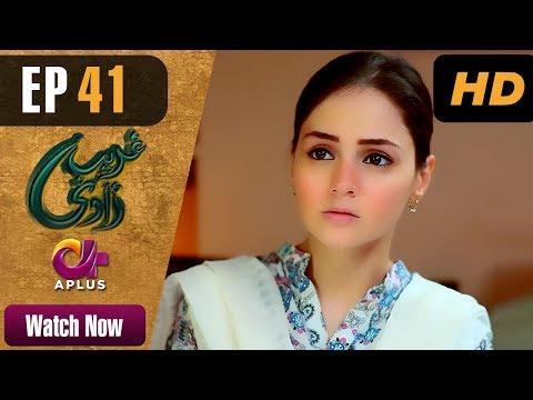 Ghareebzaadi - Episode 41 - Aplus ᴴᴰ Dramas