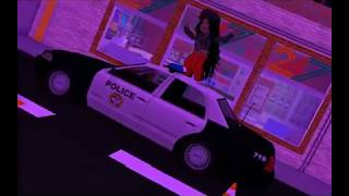 BIG BIG BEAT - AZEALIA BANKS || ROBLOX MUSIC VIDEO VON MELODY BANKS