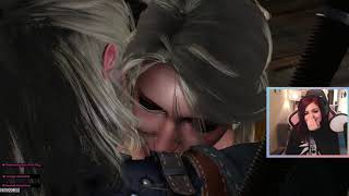 My extremely emotional Geralt/Ciri Moment