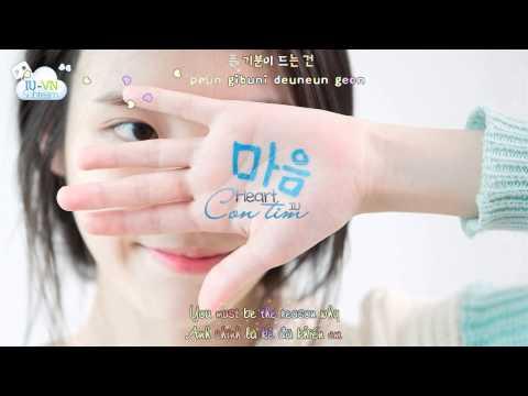 [Vietsub + Kara + Engsub] Heart (마음) - IU (아이유)