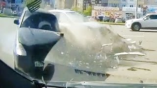 Russian Car crash compilation October part 2