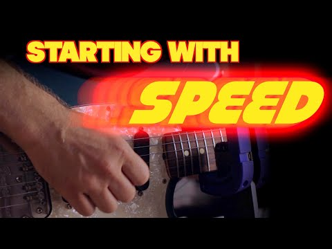 """Don't """"Work Up"""" To Picking Speed — Start With It!"""