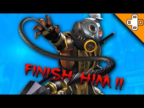 Overwatch Funny & Epic Moments - FINISH HIM! - Highlights Montage 219