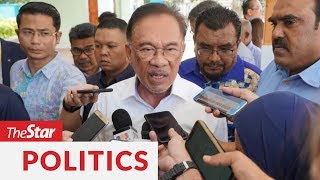 Anwar: No government should kowtow to the demands of the Opposition