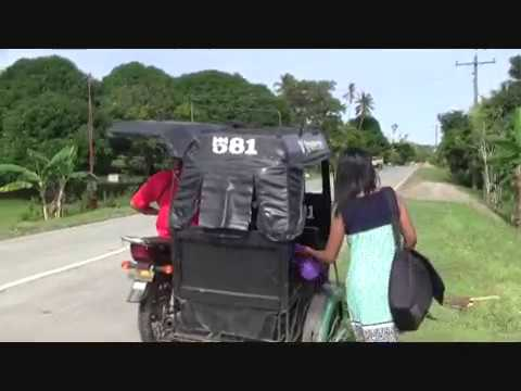 GLIMPSE OF RICEFIELD A SIMPLE LIFE IN THE PHILIPPINES EXPAT LIFESTYLE VIDEO
