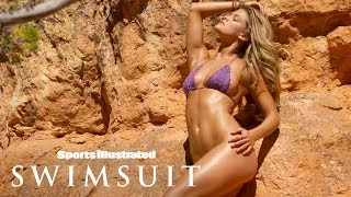 Nina Agdal Goes Bottomless, Dares To Bare In Risky Utah Photoshoot | Sports Illustrated Swimsuit