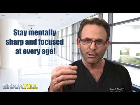 Brain Pills Review by Dr. David