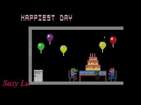 Happiest Day MARIONETTE SECRET EASTER EGG: Five Nights At Freddy's ...