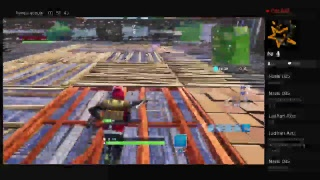 can get my first win in fortnite (ps4)