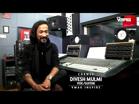 Cobweb's rock journey in Divesh Mulmi's words