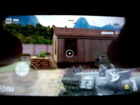 Battlefield: Bad Company 2 android (xperia ray)