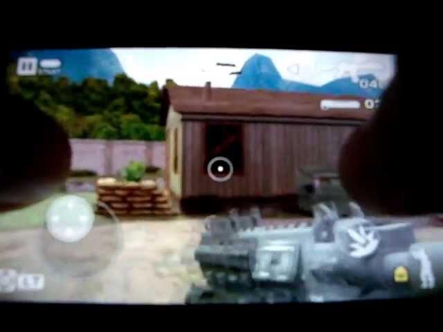 Battlefield: Bad Company 2 android (xperia ray)