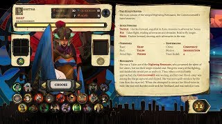 Pyre (PS4) - All Character Biography Entries (Versus Mode)