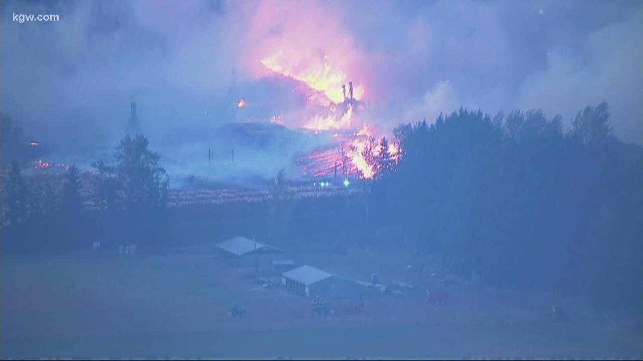 Oregon Fire Map: Fires & Evacuations Near Me [Sept. 8]