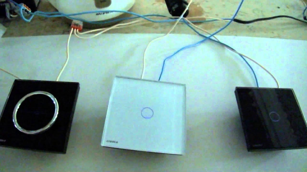 Провода от выключателей