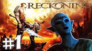 Kingdoms of Amalur:Reckoning [PC] Walkthrough PART 1 [The Reborn]