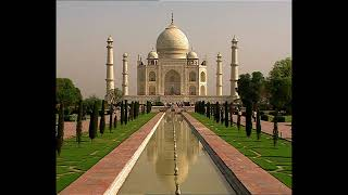 Taj Mahal   Mausoleum   India   Unesco World Heritage Site   Wish You Were Here?   1997