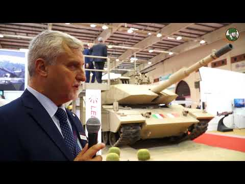 BIDEC 2017 News TV Bahrain International Defence Exhibition and Conference Day 1
