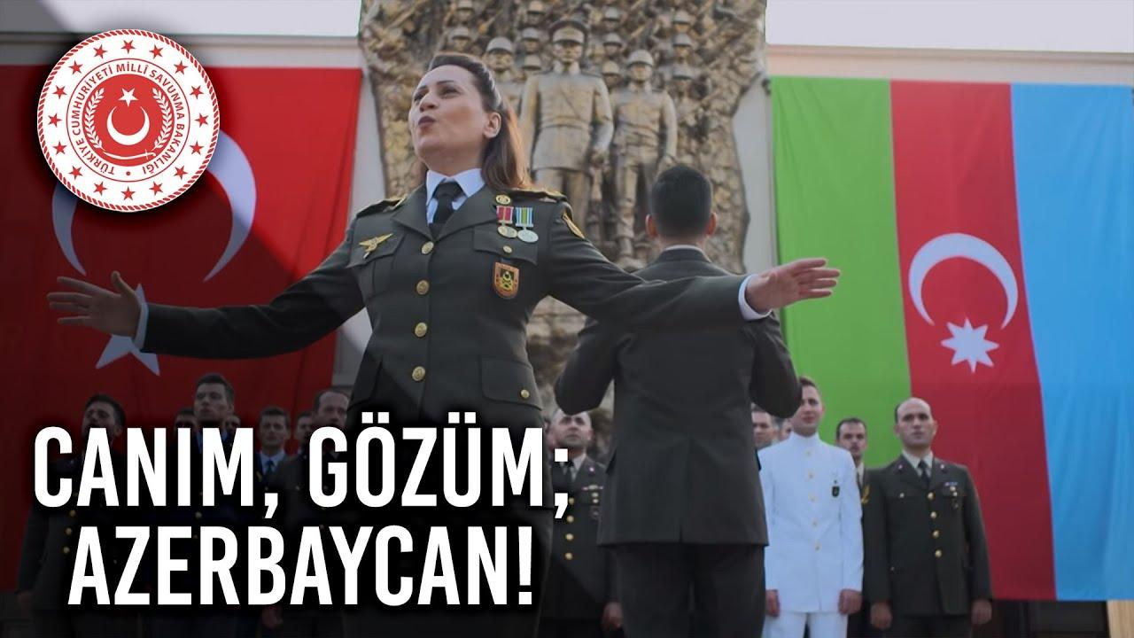 Canım, gözüm; Azerbaycan!