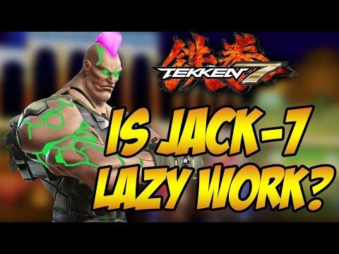 Is Jack-7 Bandai Namco's Lazy Work? |...