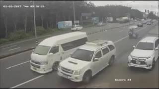 Viral CCTV : Kemalangan ngeri superbike 1400cc di thailand 2017